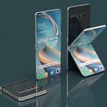 OPPO folding screen smartphone