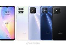 Huawei Nova 8 SE render