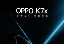 OPPO K7x 5G poster