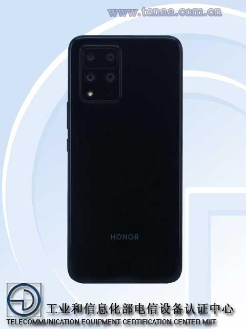 Honor HJC-AN00 / TN00 Rear
