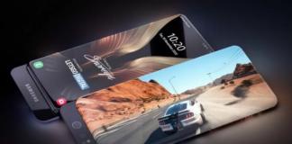 Samsung surround screen