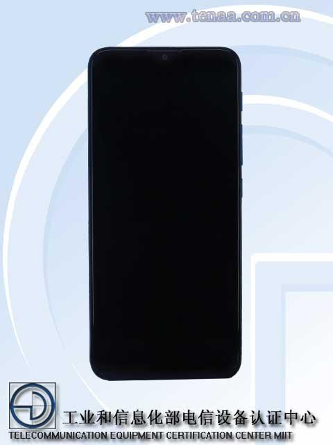 Motorola XT2081-4 Front