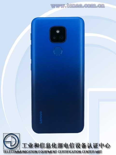 Motorola XT2081-4 Rear