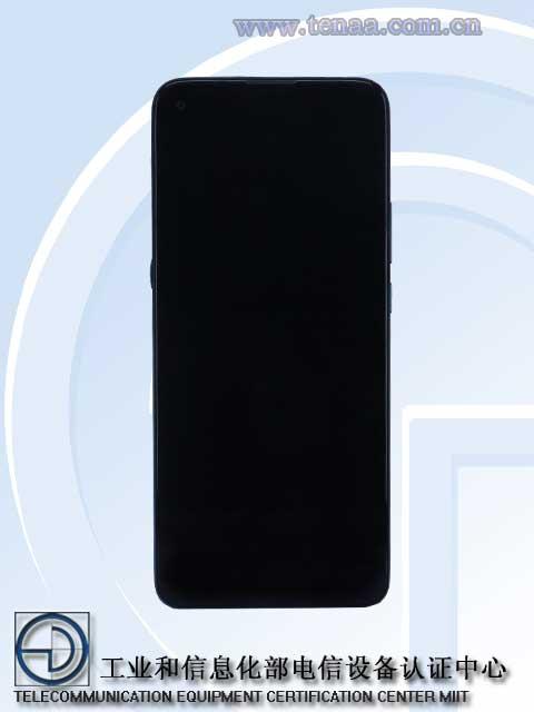 Motorola XT2091-7 Front