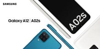 Samsung Galaxy A12 and Galaxy A02s