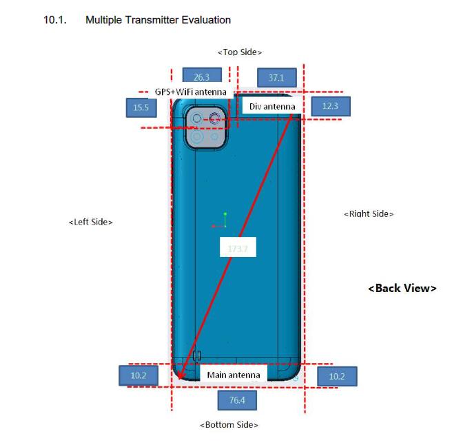 Realme RMX3063 on FCC