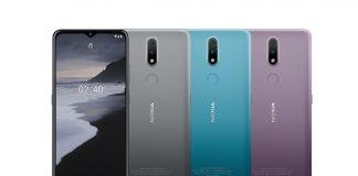 Nokia 2.4 Colour variants