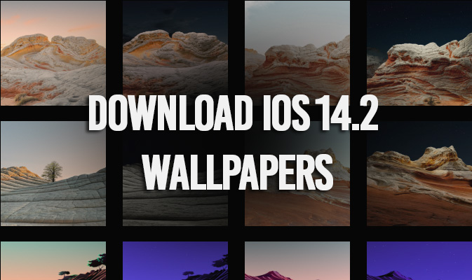 Download iOS 14.2 Wallpapers (Full Quality) for any device