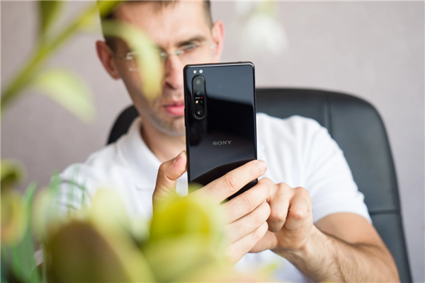 Sony Xperia 1 III with Snapdragon 875