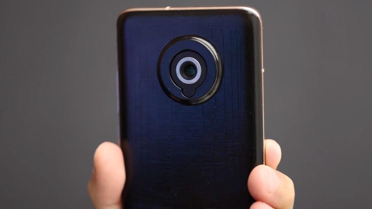 Xiaomi retractable camera smartphone