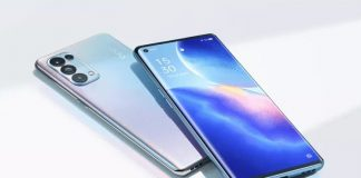 OPPO Reno 5 series features