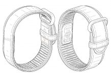 google smart bracelet patent