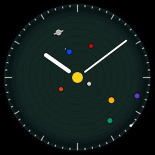 Moto 360 watch faces