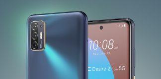 HTC Desire 21 Pro