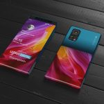 Xiaomi smartphone patent with flexible screen