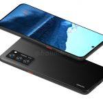 Huawei P50 renders