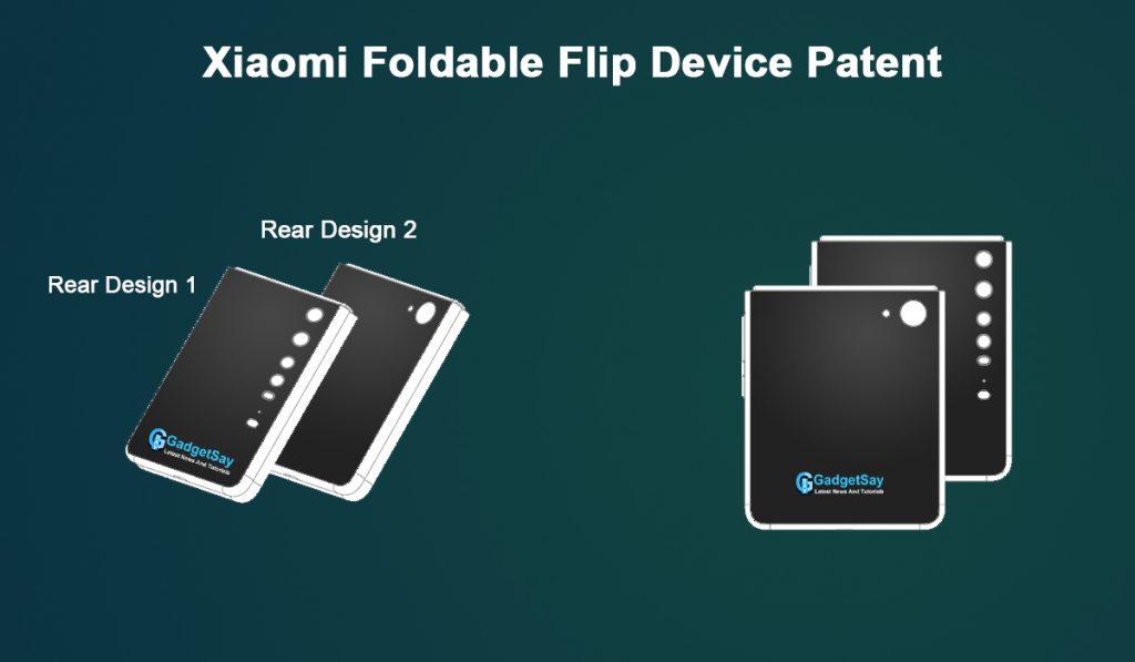 xiaomi foldable design