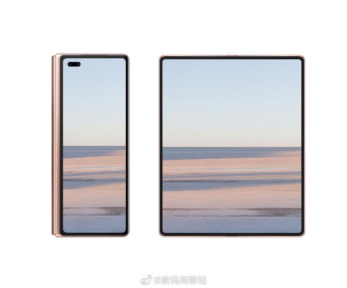 Huawei Mate X2 engineering machine
