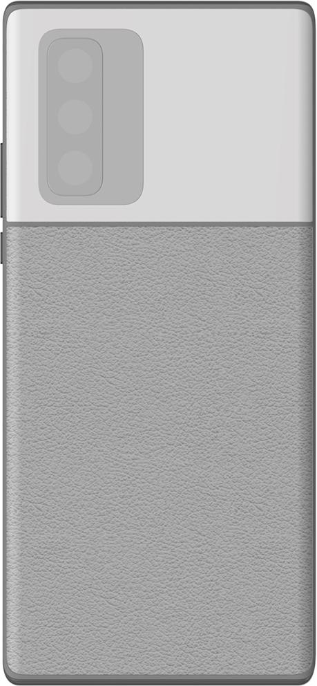 Huawei under-screen camera patent