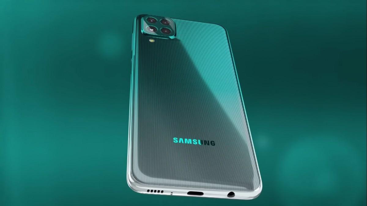 Samsung Galaxy F62