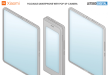 Xiaomi's folding screen smartphone