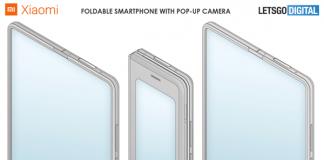 Xiaomi's folding screen smartphone