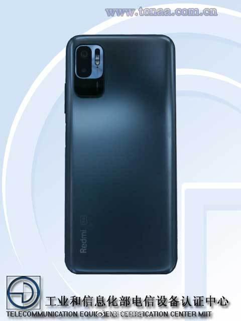 Redmi 5g entry-level phone