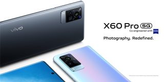 VIVO X60 Pro International version