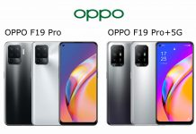 Oppo F19 Series