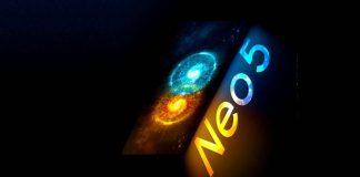 iQOO Neo 5